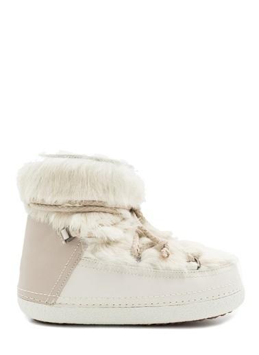 Inuikii Kar Botu Beyaz